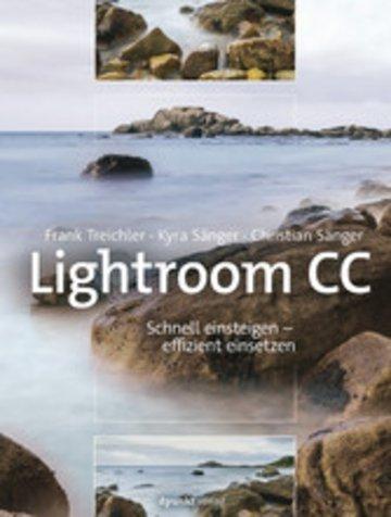 eBook Lightroom CC - Schnell einsteigen - effizient einsetzen Cover