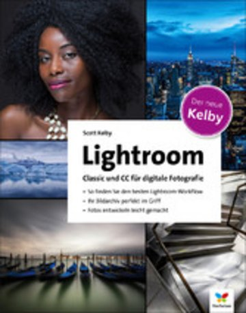 eBook Lightroom Classic und CC für digitale Fotografie Cover