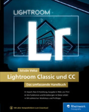 eBook Lightroom Classic und CC Cover