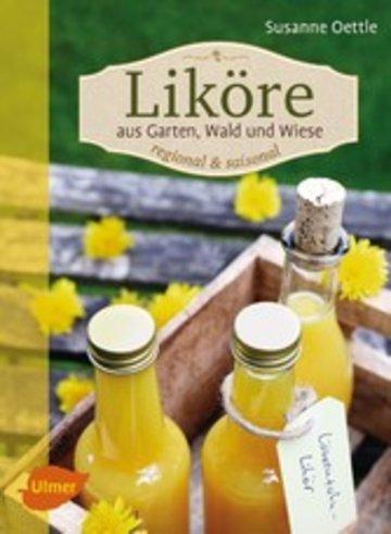 eBook Liköre - regional und saisonal Cover