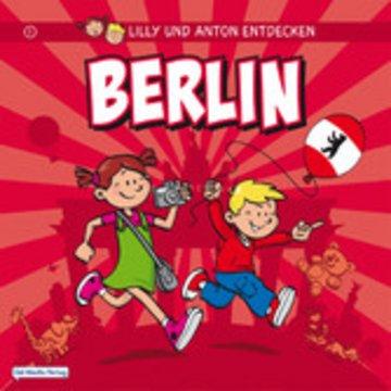 eBook Lilly & Anton entdecken Berlin Cover