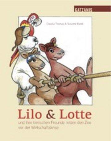 eBook Lilo & Lotte Cover