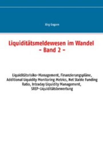 eBook Liquiditätsmeldewesen im Wandel Cover
