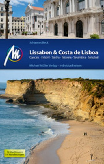 eBook Lissabon & Costa de Lisboa Reiseführer Michael Müller Verlag Cover