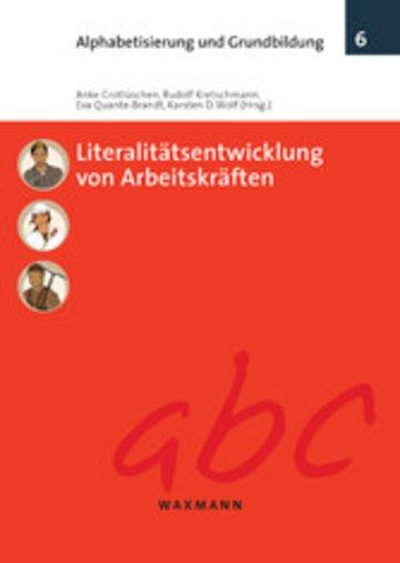 eBook Literalitätsentwicklung von Arbeitskräften Cover