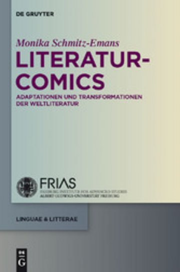 eBook Literatur-Comics Cover