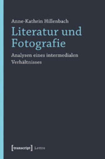 eBook Literatur und Fotografie Cover