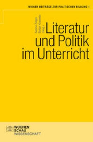 eBook Literatur und Politik im Unterricht Cover
