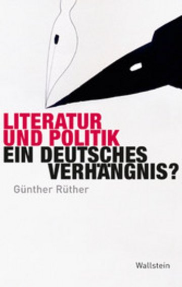 eBook Literatur und Politik Cover