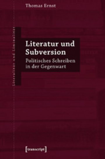 eBook Literatur und Subversion Cover