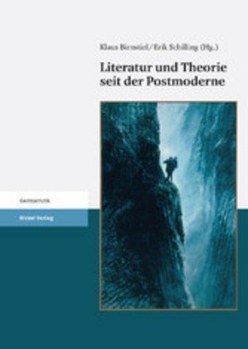 eBook Literatur und Theorie seit der Postmoderne Cover