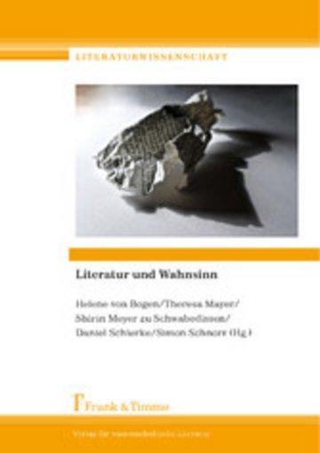 eBook Literatur und Wahnsinn Cover