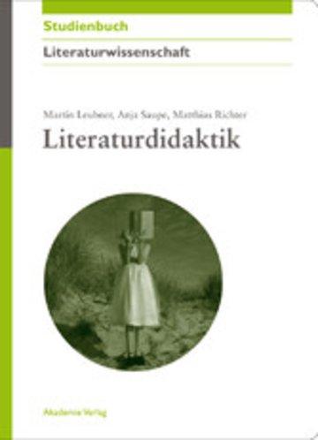 eBook Literaturdidaktik Cover