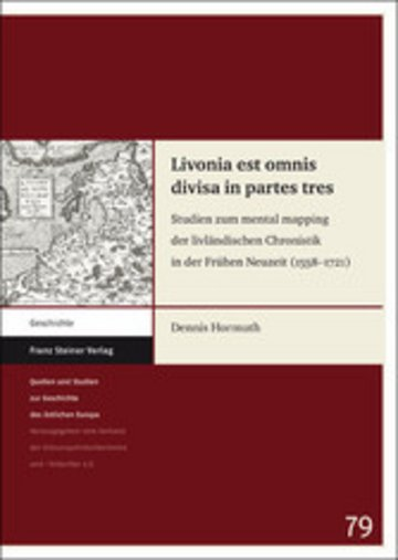 eBook Livonia est omnis divisa in partes tres Cover