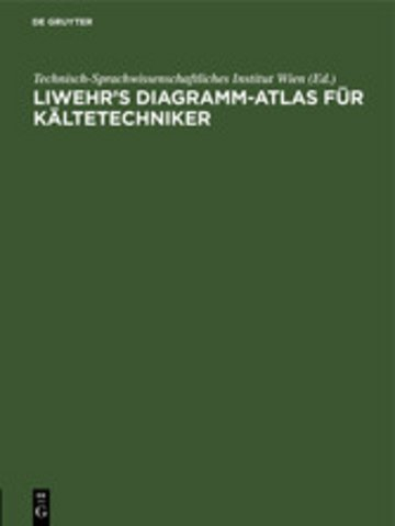 eBook Liwehr's Diagramm-Atlas für Kältetechniker Cover