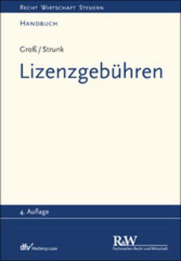 eBook Lizenzgebühren Cover