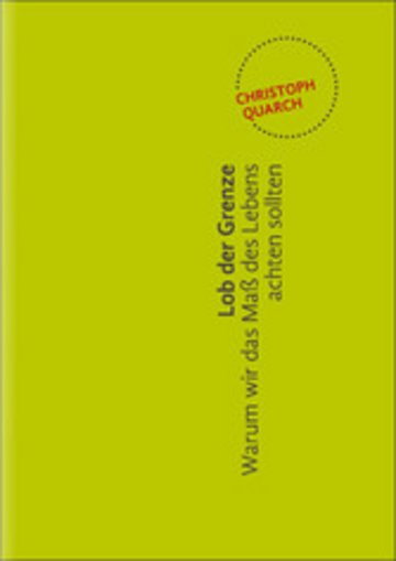 eBook Lob der Grenze Cover