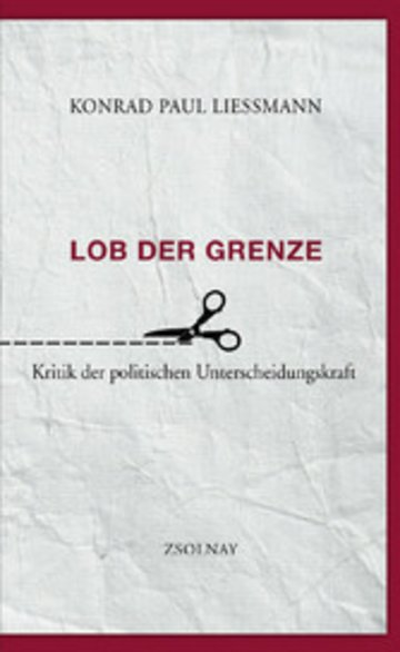 eBook Lob der Grenze Cover