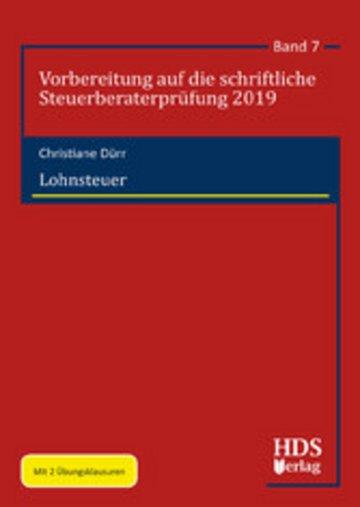 eBook Lohnsteuer Cover