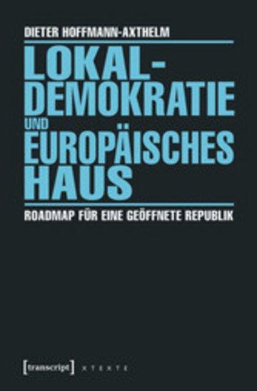 eBook Lokaldemokratie und Europäisches Haus Cover
