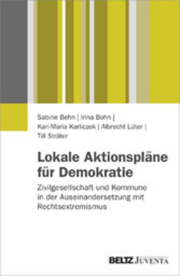 eBook Lokale Aktionspläne für Demokratie Cover