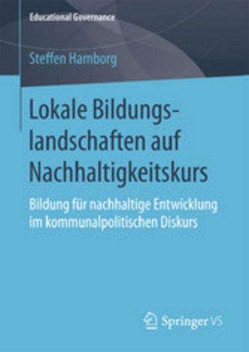 eBook Lokale Bildungslandschaften auf Nachhaltigkeitskurs Cover