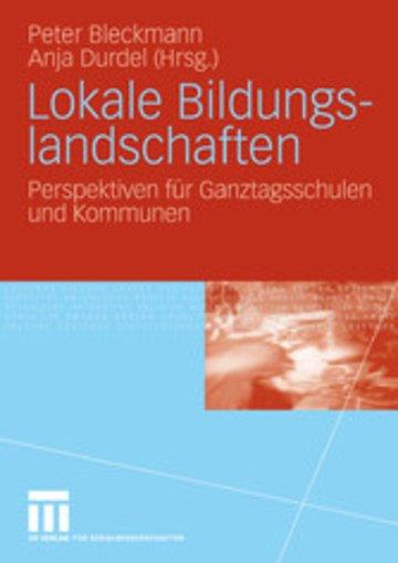 eBook Lokale Bildungslandschaften Cover