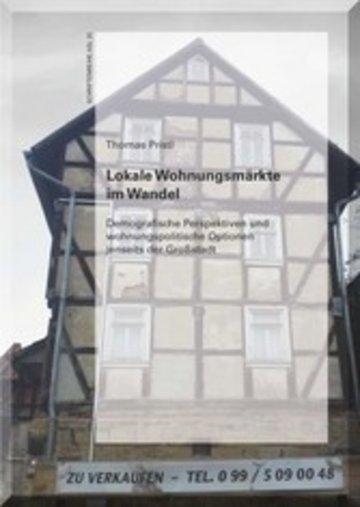 eBook Lokale Wohnungsmärkte im Wandel Cover