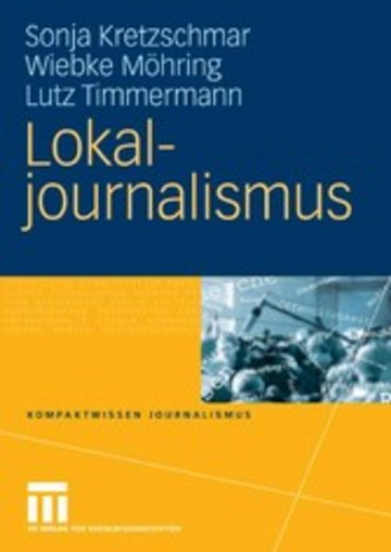 eBook Lokaljournalismus Cover
