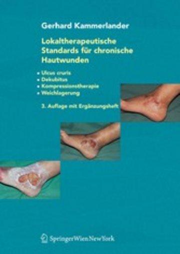 eBook Lokaltherapeutische Standards für chronische Hautwunden Cover