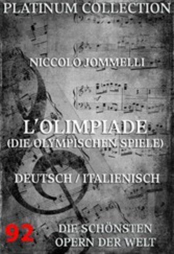 eBook L'Olimpiade (Die olympischen Spiele) Cover