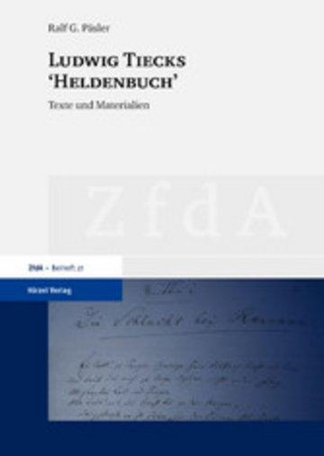 eBook Ludwig Tiecks 'Heldenbuch' Cover