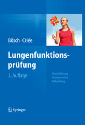 eBook Lungenfunktionsprüfung Cover