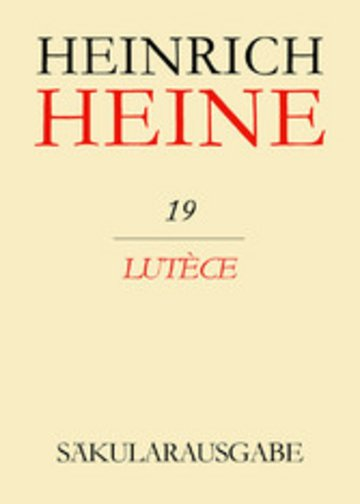 eBook Lutèce Cover