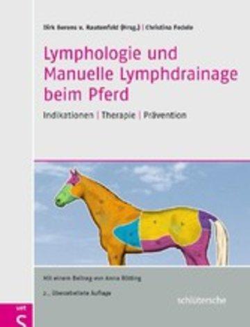 eBook Lymphologie und Manuelle Lymphdrainage beim Pferd Cover