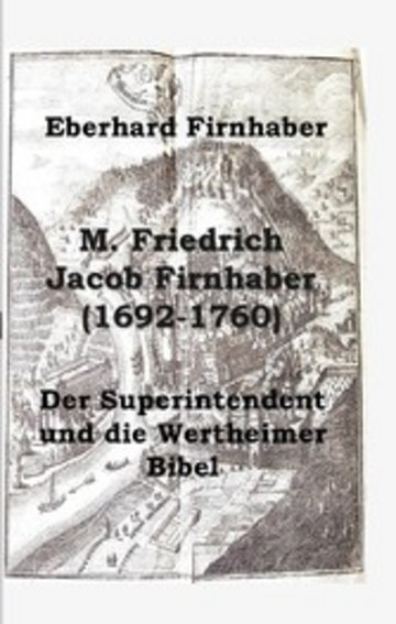 eBook M. Friedrich Jacob Firnhaber (1692-1760) Cover