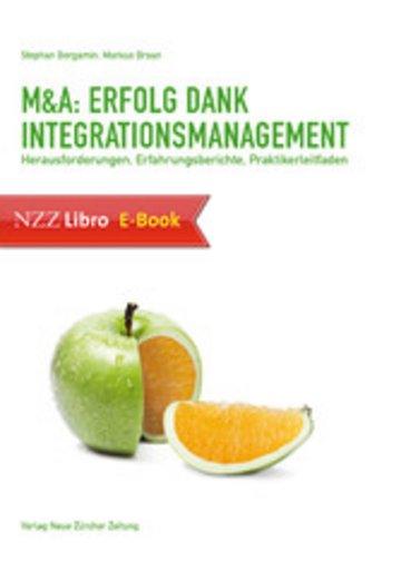 eBook M&A: Erfolg dank Integrationsmanagement Cover