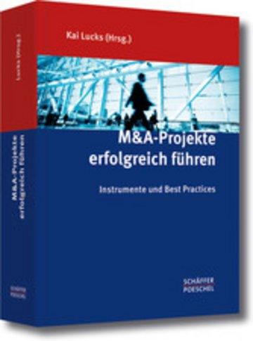eBook M&A-Projekte erfolgreich führen Cover