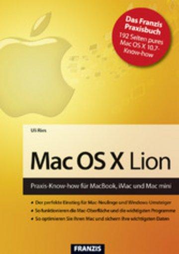 eBook Mac OS X Lion Cover