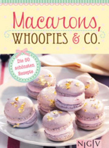 eBook Macarons, Whoopies & Co. Cover
