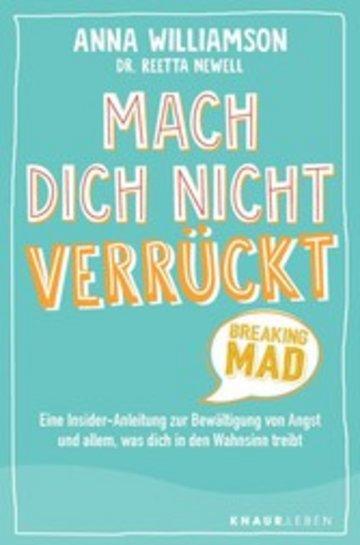 eBook Mach dich nicht verrückt - Breaking Mad Cover
