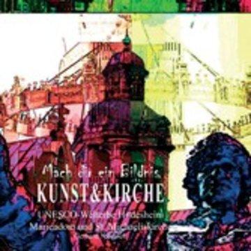 eBook Mach dir ein Bildnis - Kunst & Kirche Cover