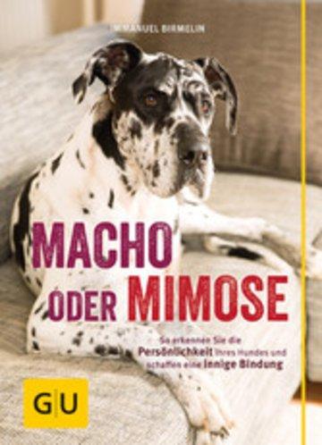 eBook Macho oder Mimose Cover