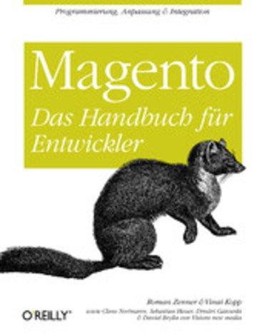 eBook Magento: Das Handbuch für Entwickler Cover