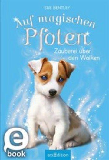 eBook Auf magischen Pfoten - Zauberei über den Wolken Cover