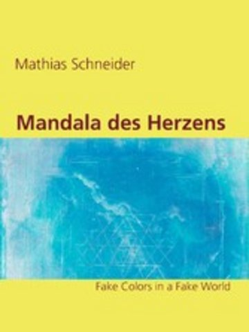 eBook Mandala des Herzens Cover