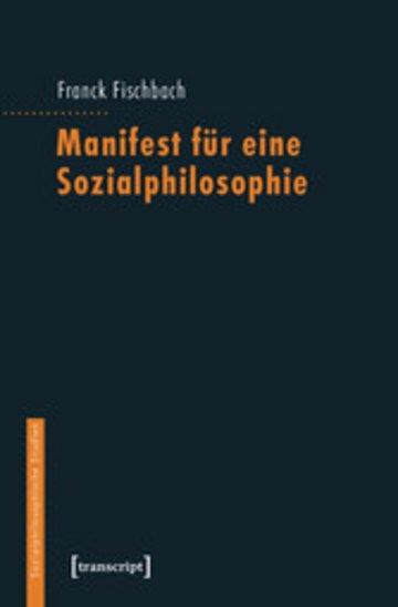 eBook Manifest für eine Sozialphilosophie Cover