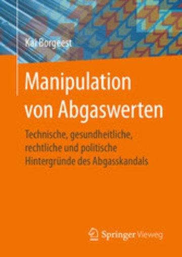 eBook Manipulation von Abgaswerten Cover