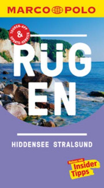 eBook MARCO POLO Reiseführer Rügen, Hiddensee, Stralsund Cover