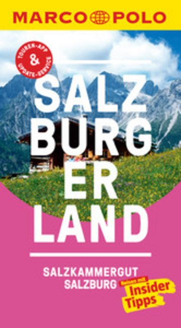 eBook MARCO POLO Reiseführer Salzburg, Salzburger Land Cover